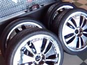 "WANLI Tire 20"" TIRES WITH RIMS"